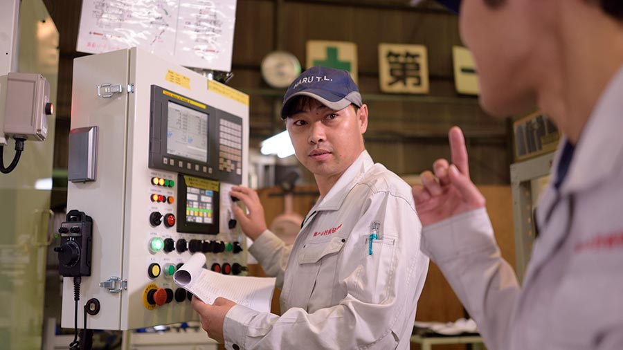 ハル技術研究所製造部イメージ3